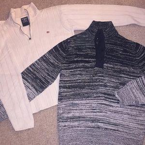Mens sweaters sz.M Polo Ralph lauren & Express!!